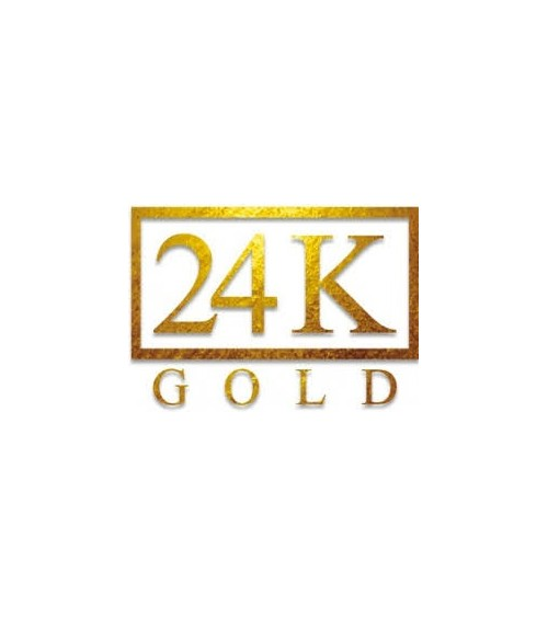 Plaquage d'or 24k
