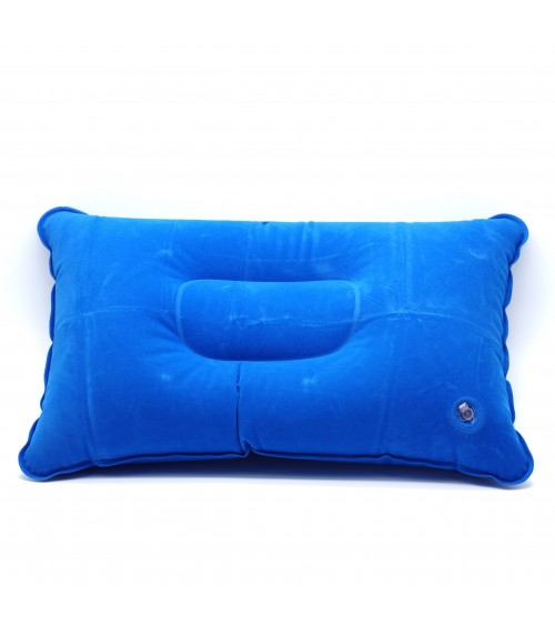 Coussin gonflable - Bleu